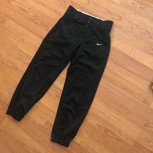 Boys baseball Nike pants